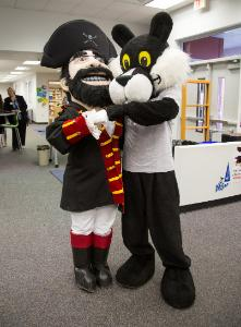 Pete the Panther and Pete the Pirate