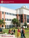 Florida Tech University Catalog 2012-2013