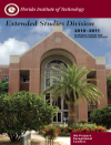 Extended Studies Florida Tech University Catalog 2010-2011