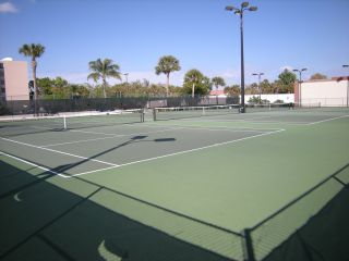 Tennis Ball Court