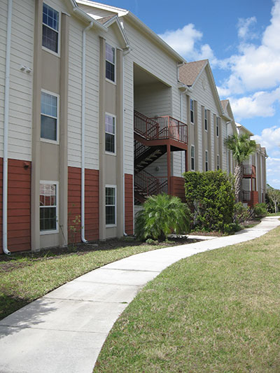 Panther Bay Apartments Florida Tech