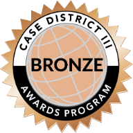 CASE Bronze seal