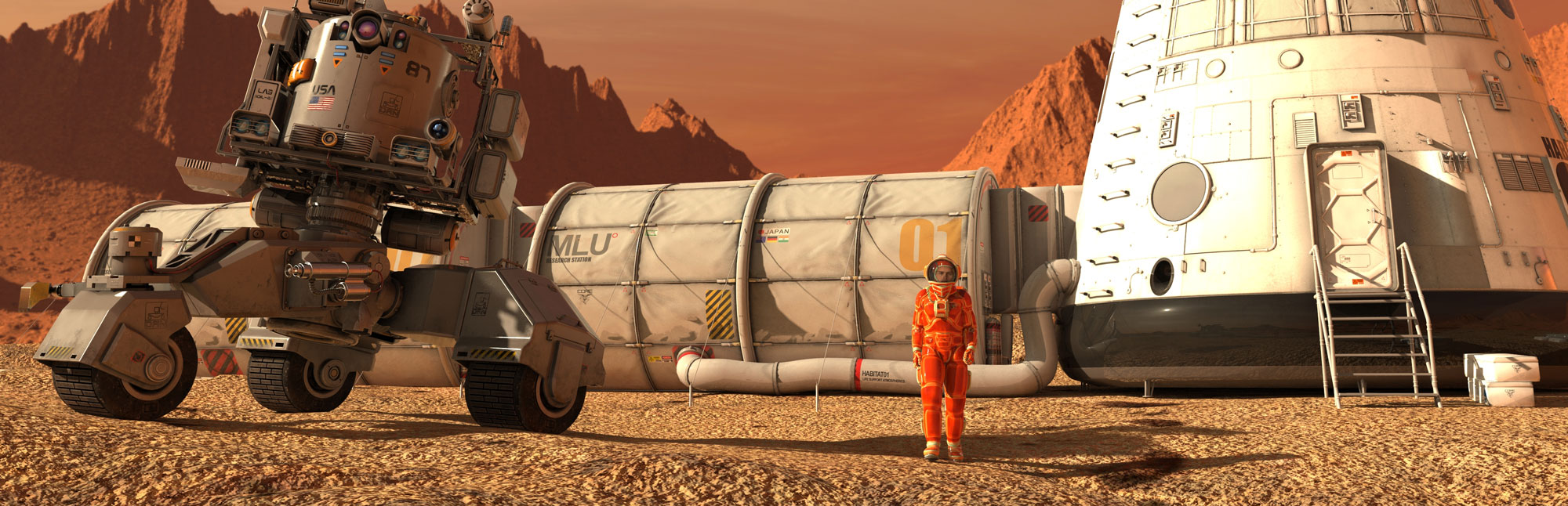 Is the Future of Mankind Dependent on a Mars Colony?