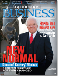 Dr. Catanese on Spacecoast Business Cover